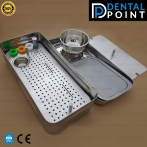 PRF and GRF Box System Platelet Rich Fibrin Dental Implant Surgery Instruments